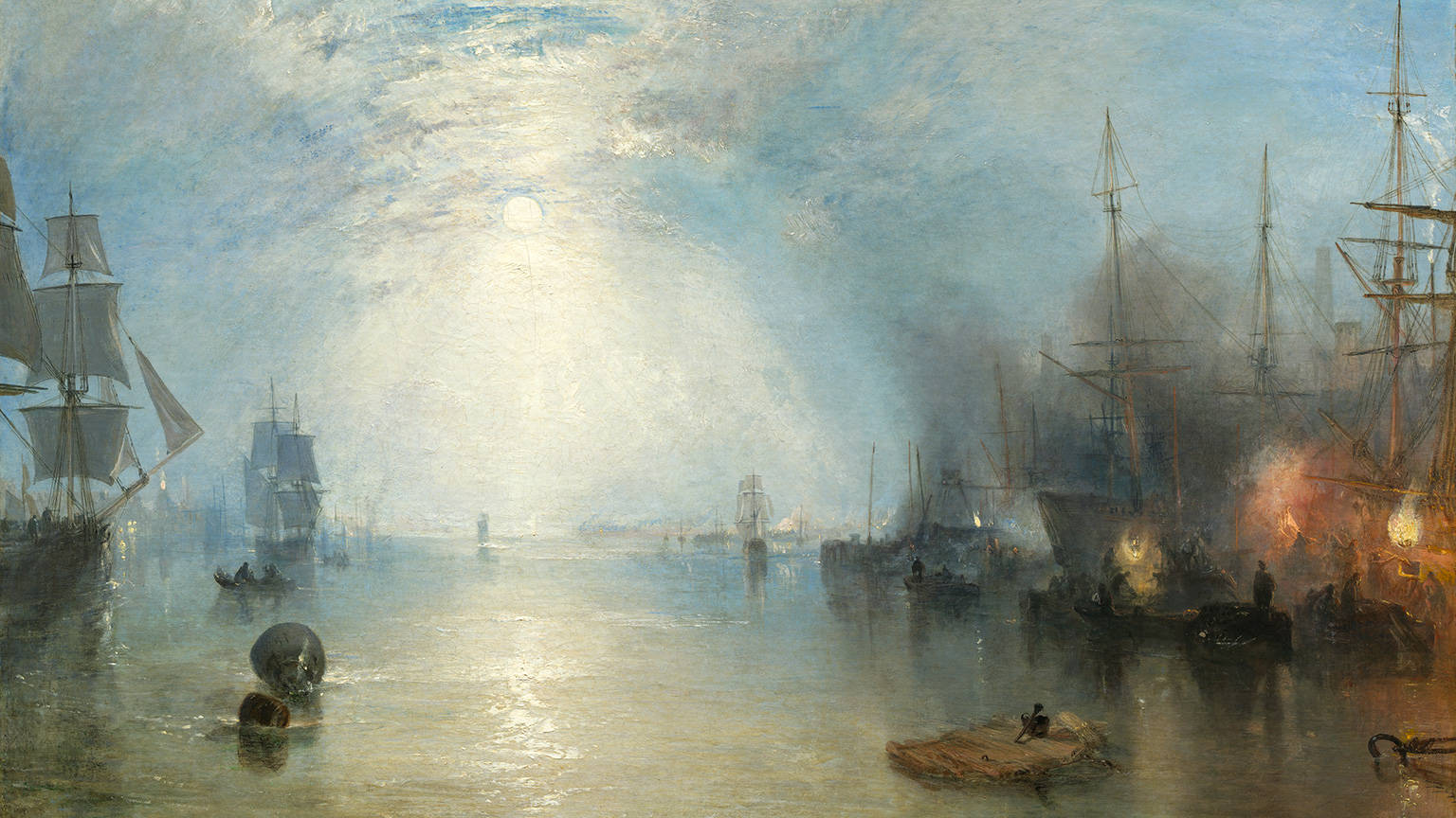 National Maritime Museum | Turner