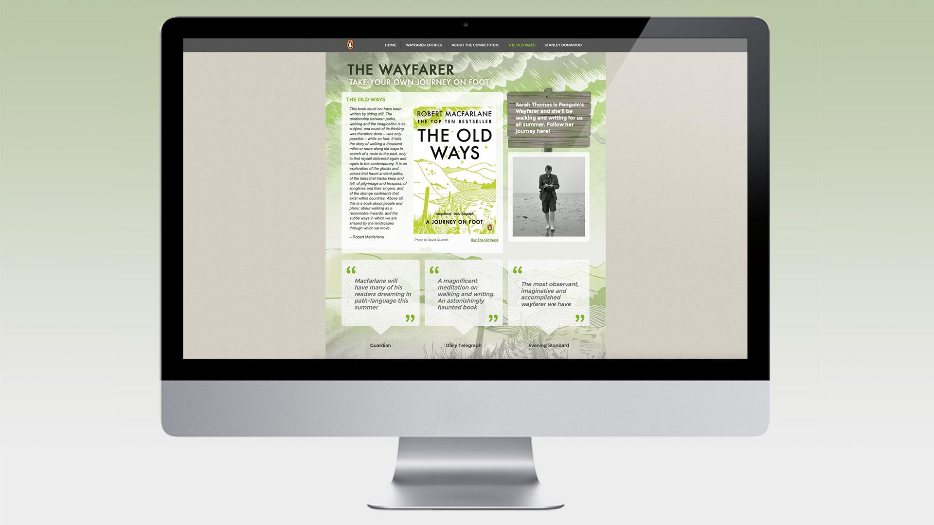 Penguin Books | The Old Ways – Wayfarer