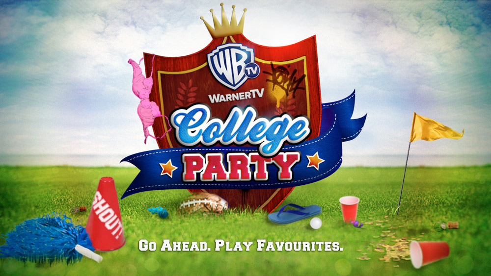Warner TV | College Party
