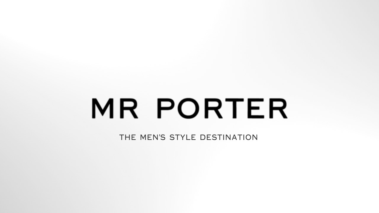 Mr porter illustrations portfolio of roxanne silverwood for Mr porter live