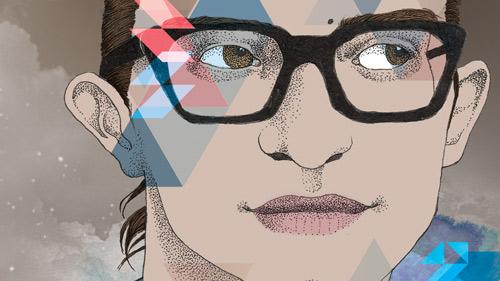 Sketchbook Magazine | Cover illustration & design