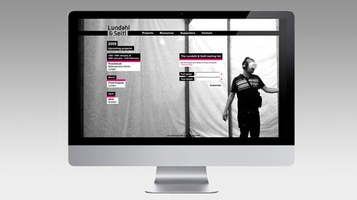Lundahl Seitl | Website Design