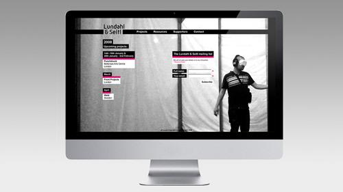 Lundahl Seitl | Website Design