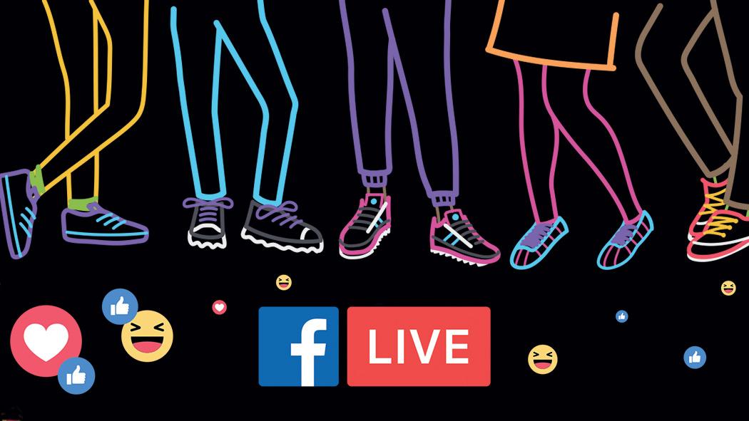 Facebook Live | DOOH Campaign