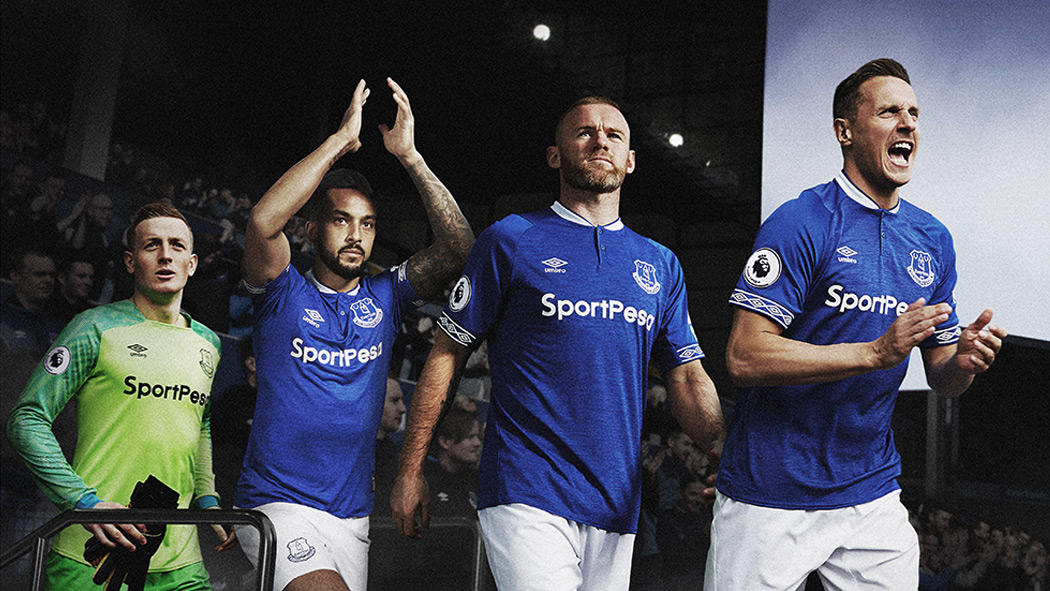 Umbro Everton | Kit Launch 2018/19